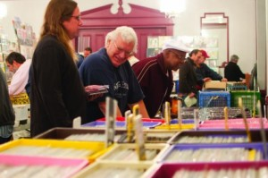 Binghamton Record Fair - Sunday March 23 2014