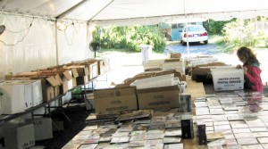 Huge! Insane Memorial Day Weekend Music Yard Sale