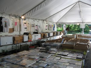 Huge Memorial Day Music Yard Sale – Woodstock, NY May 23/24/25, 2015