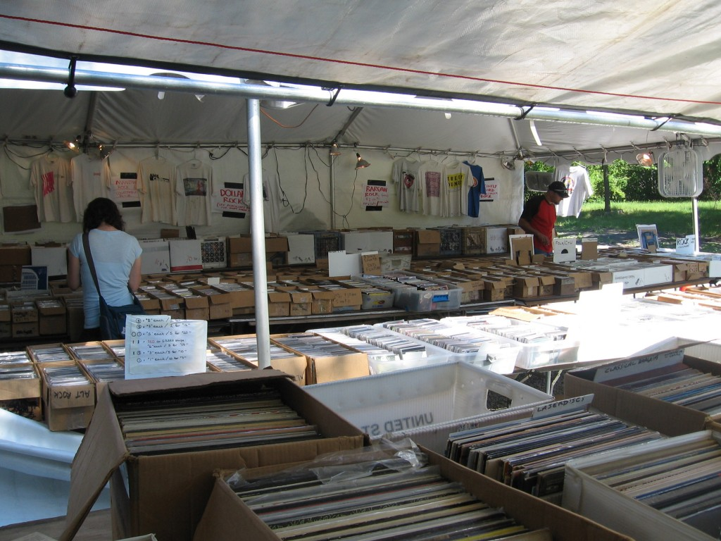 Huge Memorial Day Music Yard Sale – Woodstock, NY May 24/25/26, 2014