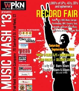 WPKN Music Mash 2013