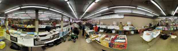 Ithaca, NY - NY Record and CD Fair - Saturday February 7, 2015