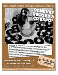 Danbury Record and CD Expo Sunday April 19 2015
