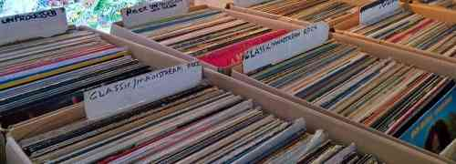 Huge July 4th Weekend LP Vinyl Yardsale - Woodstock NY - Saturday 4th, Sunday 5th (and possibly Friday 3rd July) 2015
