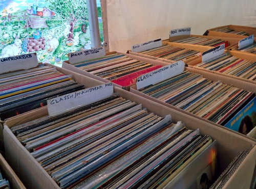 Huge July 4th Weekend LP Vinyl Yardsale – Woodstock NY – Saturday 4th, Sunday 5th (and possibly Friday 3rd July) 2015
