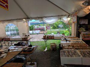 Huge Labor Day Music Yardsle Woodstock NY